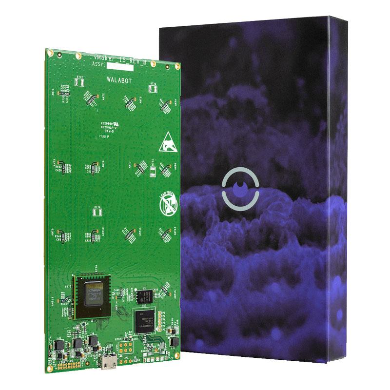 Walabot Creator Pack – Programmable 3D Sensor