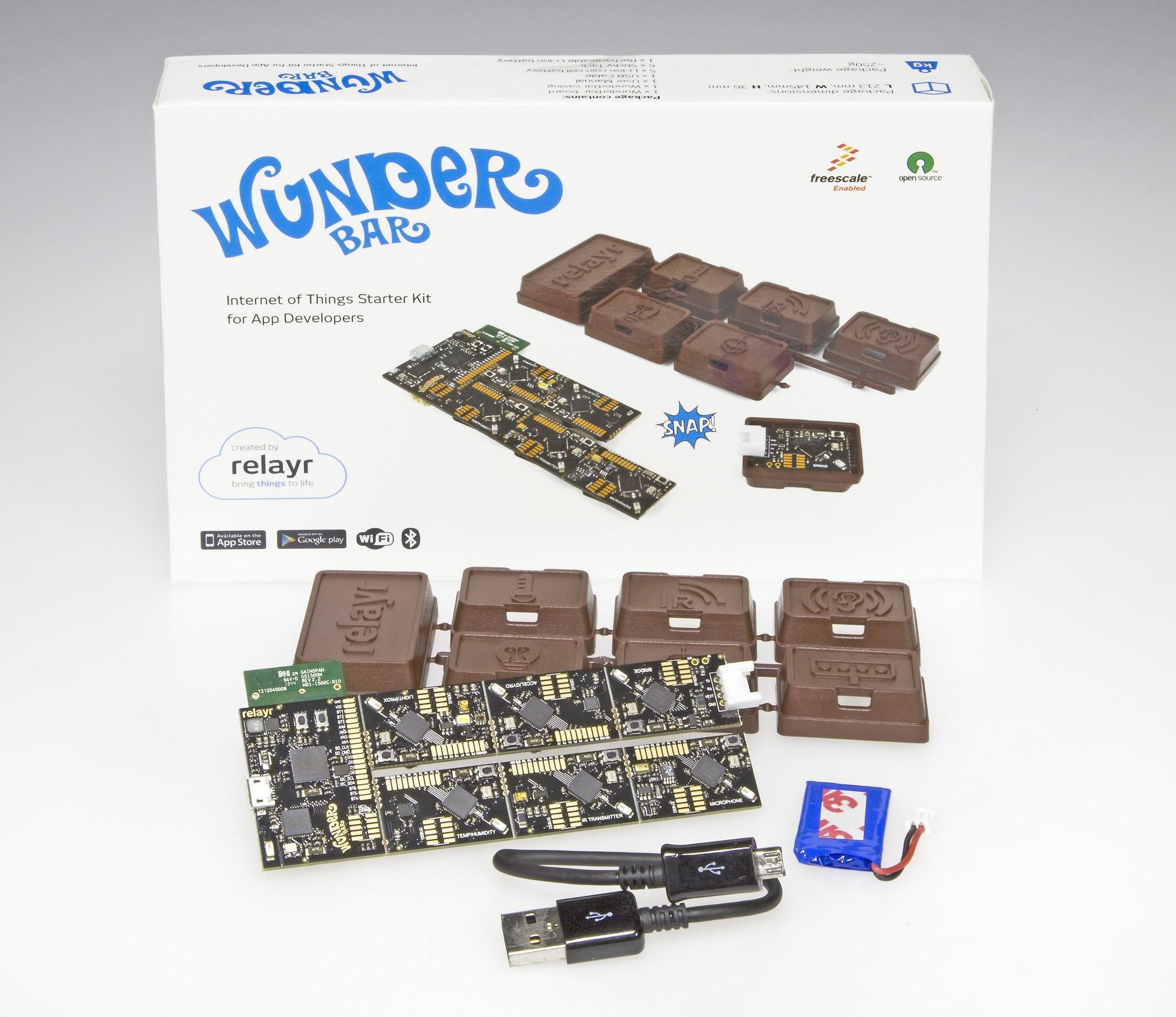 Wunderbar IoT Starter Kit